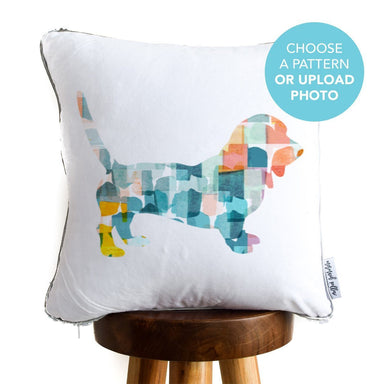 Designer Dog Pillow: Hound