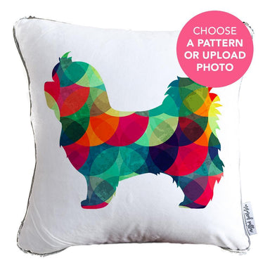 Designer Dog Pillow Cover: Maltese