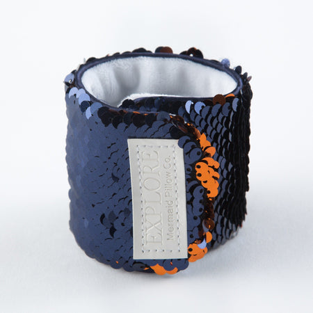 *The Original* Magic EXPLORE Mermaid Bracelet w/ Reversible Sequins & Velvet Lining