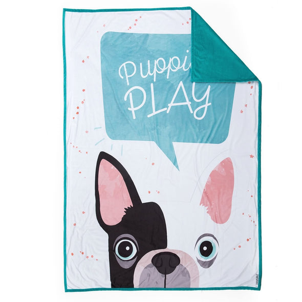 PLAY Puppy Blanket (100% Velvet)