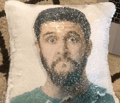 Selfie Pillow: Make Your Own *Animated* Selfie Pillow