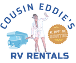 Cousin Eddie's RV Rentals *Complimentary $20 Pillow* (1990 version)