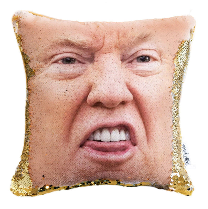 Donald Trump Prank Pillow