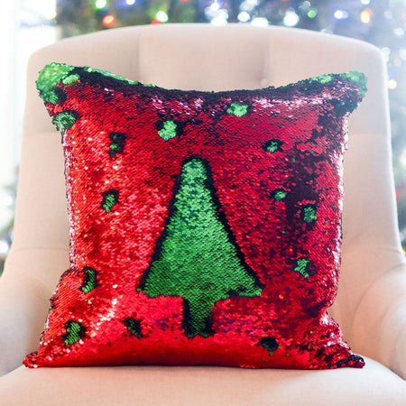 Holiday Mermaid Pillow [Limited Edition]