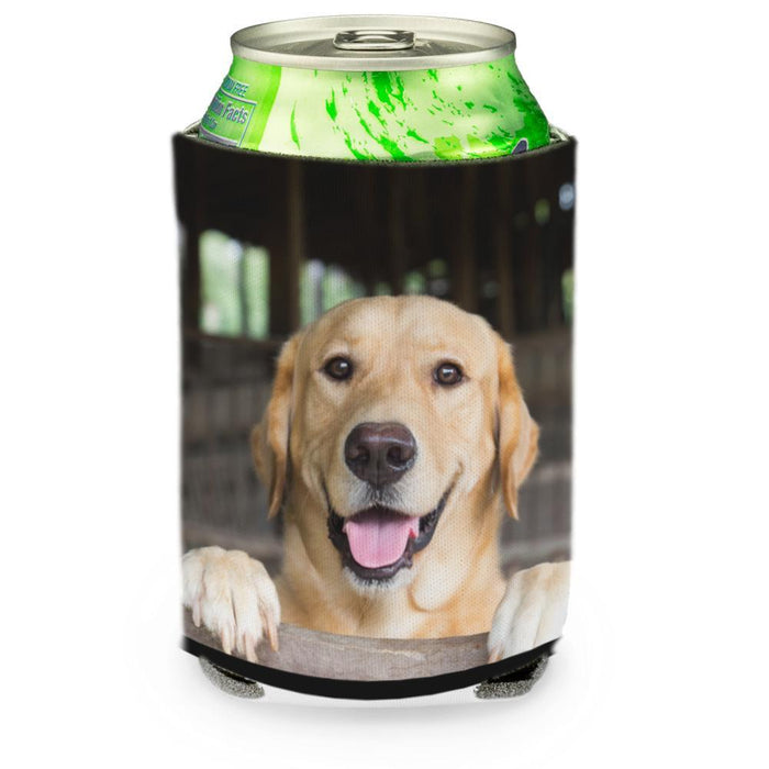 Kanine Koozie: Print your PUP'S PHOTO on your Koozie!