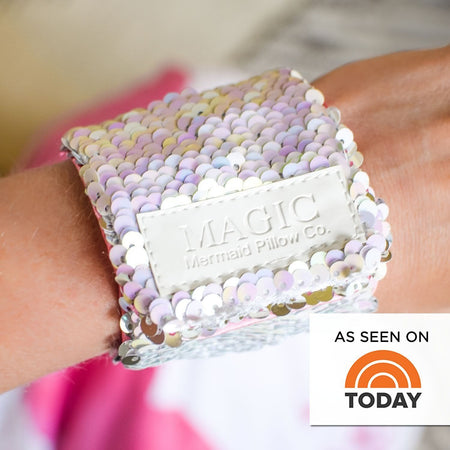 *The Original* Magic UNICORN Mermaid Bracelet w/ Reversible Sequins & Velvet Lining