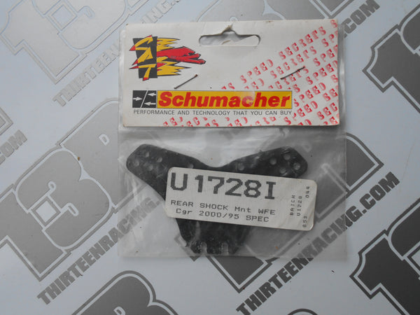 Schumacher Cougar 2000 '95 Rear Shock Mount - WFE, U1728I