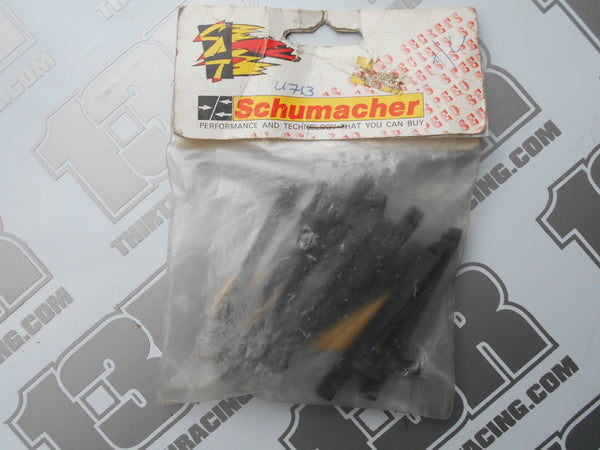 Schumacher Topcat Front Wishbone/Mouldings Set, U713M