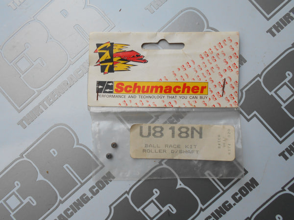 Schumacher Roller Driveshaft Ball Race Kit, U818N, Cougar 2 Works, Bosscat Team