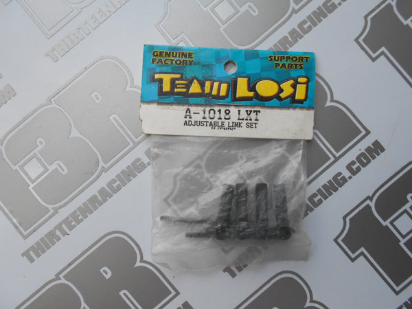Team Losi LXT Adjustable Link Set W/Ends, A-1018, GTX, NXT