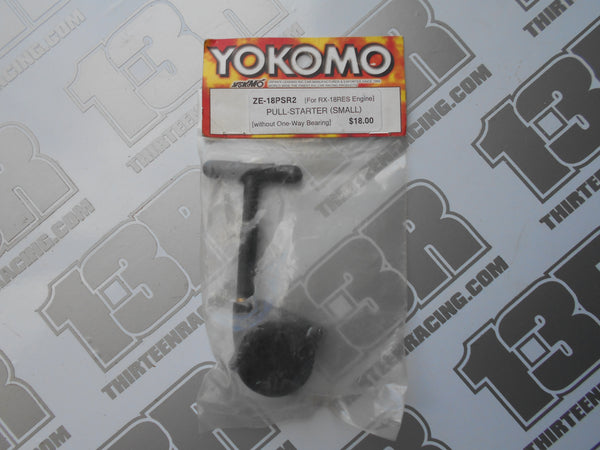 Yokomo Pull Starter For RX-18RES Engine, ZE-18PSR2 (Without One-Way Bearing)