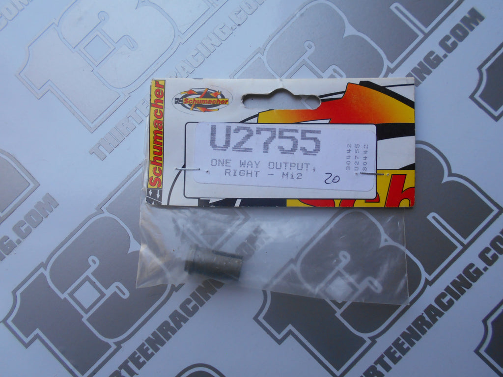 Schumacher Mi2 One Way Output - Right, U2755