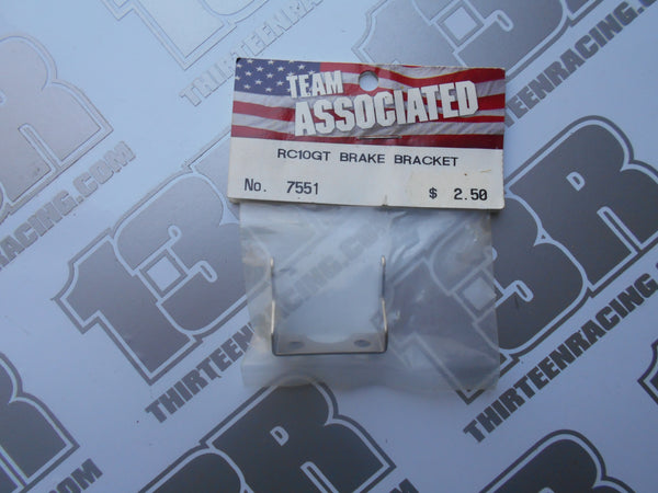 Team Associated RC10 GT Brake Bracket, # 7551