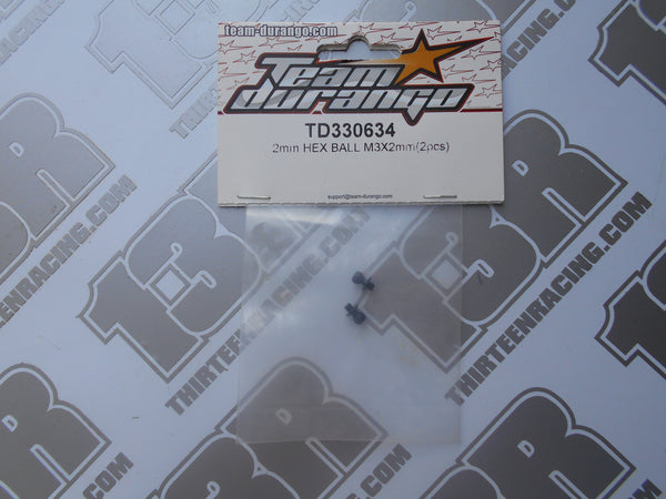 Team Durango DETC410 Parts