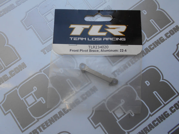 TLR 22-4 Front Pivot Brace, Aluminium, TLR234020