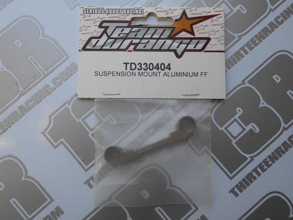 Team Durango DEX408 Aluminium Suspension Mount - FF, TD330404