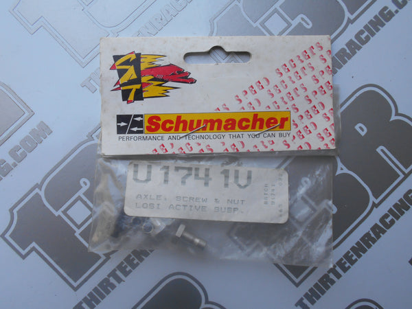 Schumacher SACS Axles, screws & nuts for Team Losi XX, U1741V