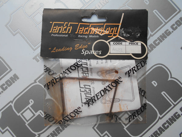 Tenth Technology Predator Front Anti-Pitch Bar, # AS22, Offroad & Wide Touring