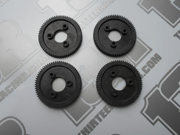 Tenth Technology Predator 70T 48dp Spur Gears - Used (4pcs), # T9, Non Slipper Models