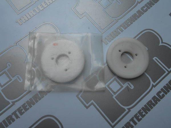 Tenth Technology Predator 94T 64dp Spur Gears - New Loose (2pcs), Non-Slipper Models