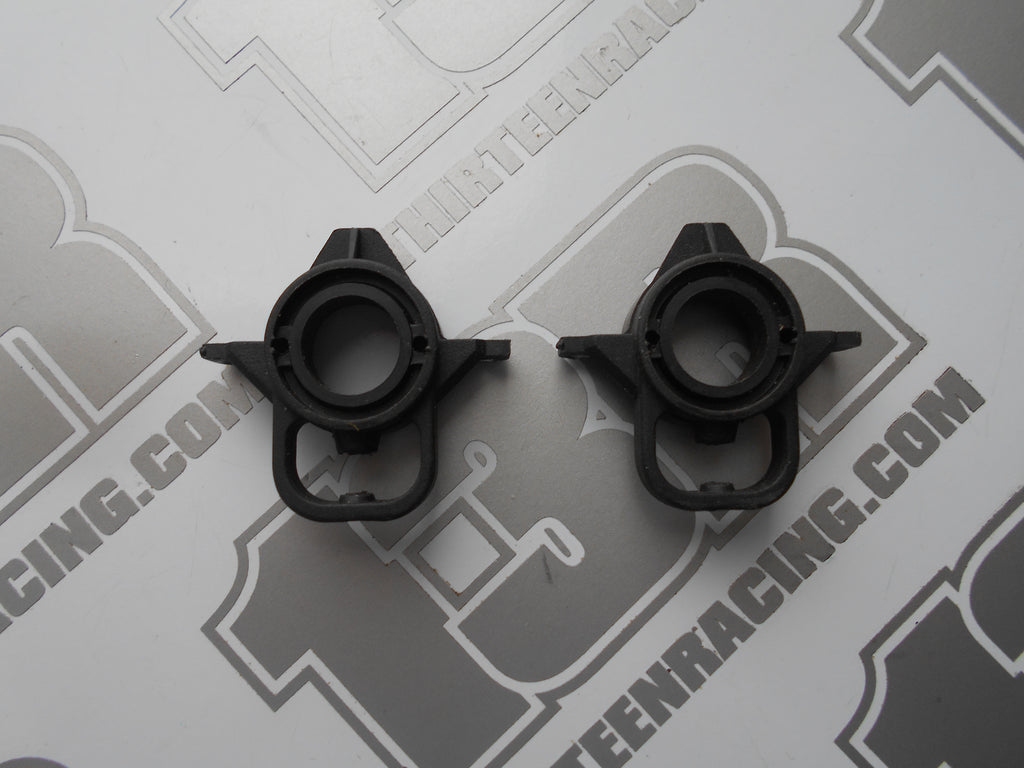 Tenth Technology Front Hub carriers (Pr) - For 12x8mm Fl Bearings - Used, # S49, XK5, XK98, ETQ