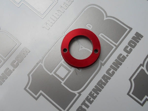 Tenth Technology Predator Red Aluminium Motor Mount Cam - Used, XK5, XK98, ETQ, DTMi, Supertouring, T1