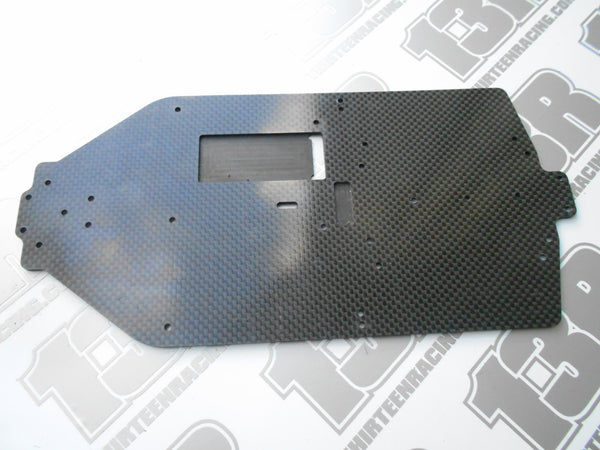 Team Associated B44.1 Carbon Fibre LiPo Chassis - Used, # 9774