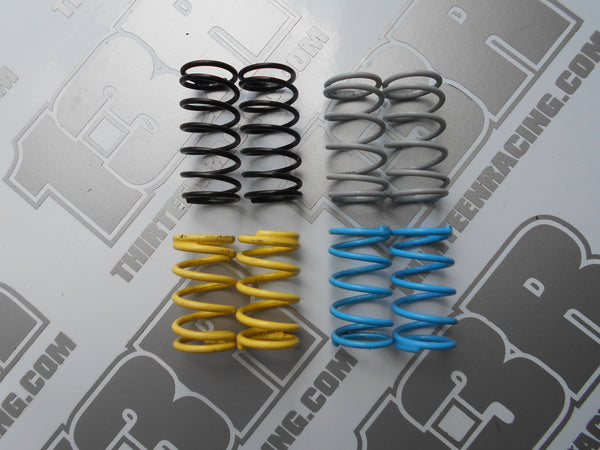 Schumacher Mixed Lot Of Touring Car Shock Tuning Springs - Used, SST, Axis, Mission, Mi1, Big 6