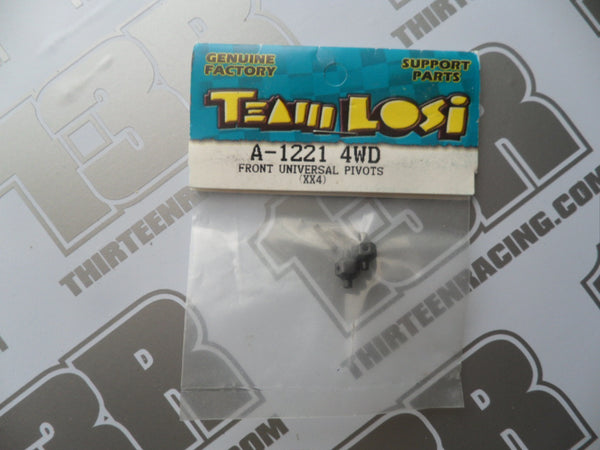 Team Losi XX4/Street Weapon Front Universal Pivots, A-1221