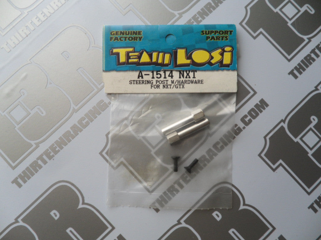 Team Losi NXT/GTX Steering Posts & Hardware, A-1514