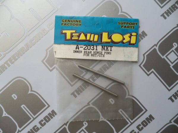 Team Losi NXT/GTX Inner Rear Hinge Pins (2pcs), A-2031