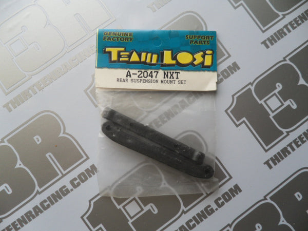 Team Losi NXT Rear Suspension Mount Set, A-2047