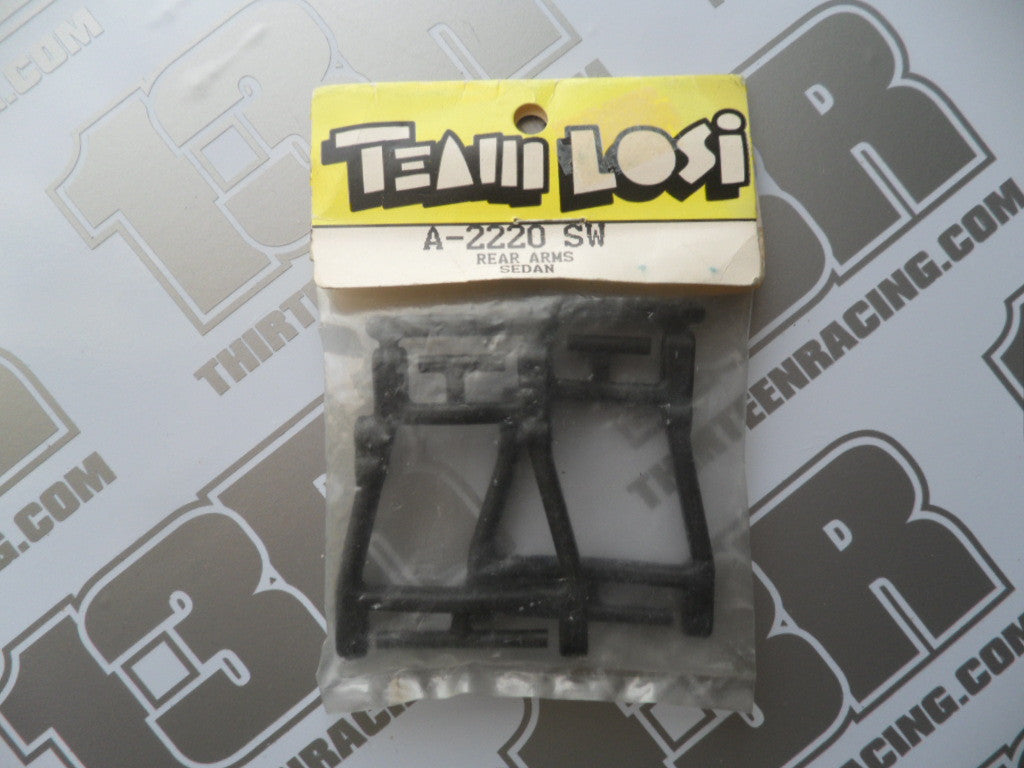 Team Losi Street Weapon Rear Suspension Arms (Pr), A-2220
