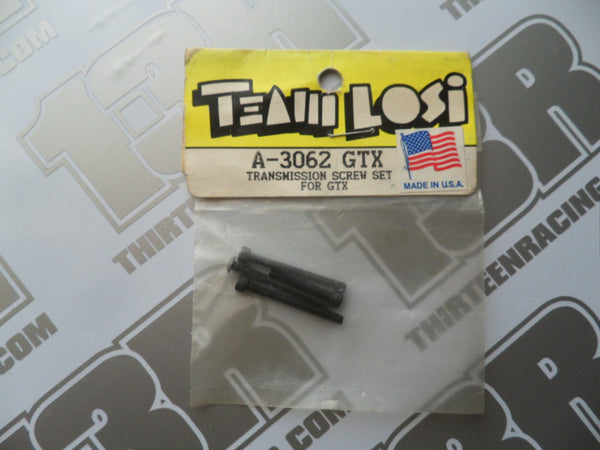 Team Losi GTX Transmission Screw Set, A-3062