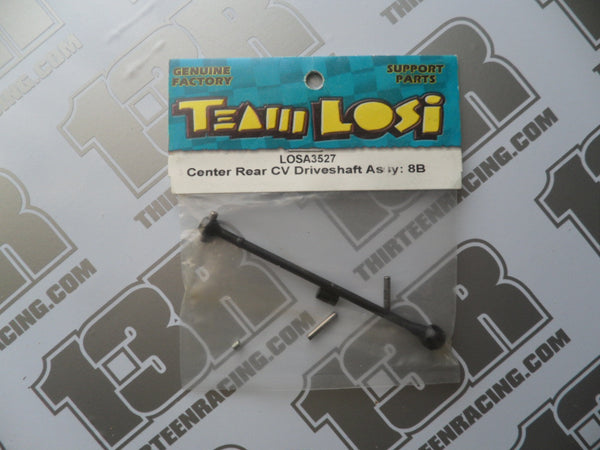 Team Losi 8B Centre Rear CV Driveshaft Assembly, LOSA3527