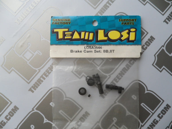 Team Losi 8B/8T Brake Cam Set, LOSA3544
