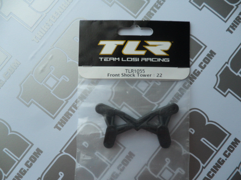 TLR 22 Front Shock Tower, TLR1055, 2.0, 3.0