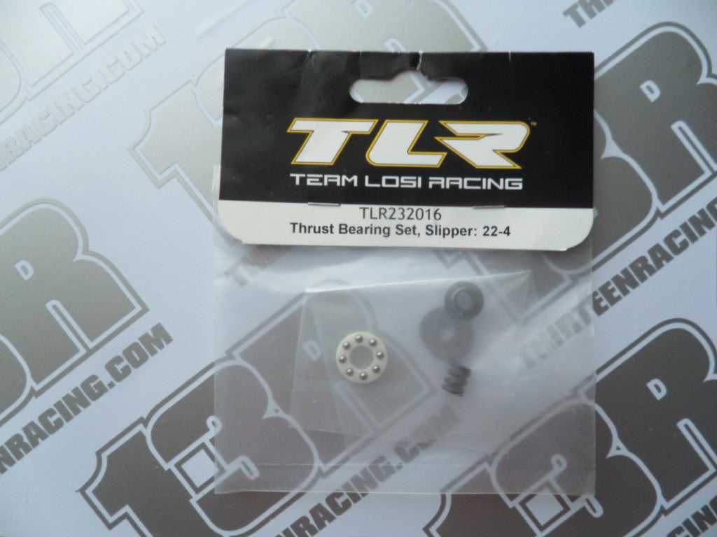 TLR 22-4 Slipper Thrust Bearing Set, TLR232016, 2.0