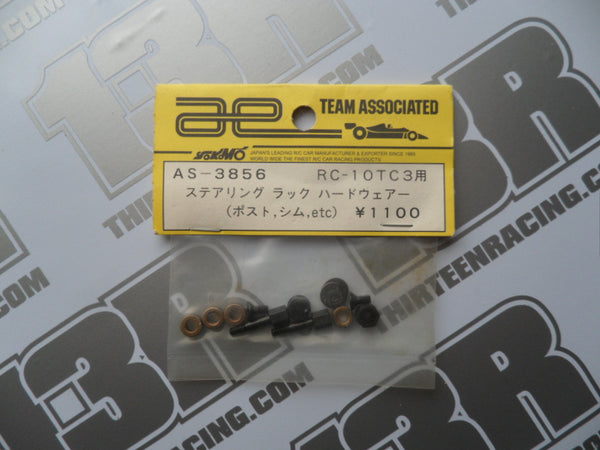 Team Associated TC3/B4.1/SC10 Steering Hardware Set, #3856