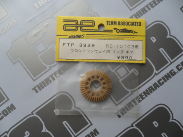 Team Associated FT Front Solid Axle Ring Gear, #3939, TC3, TC4, NTC3