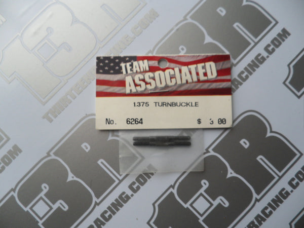 "Team Associated 1.375"" Turnbuckles (2pcs), #6264, RC10 Classic, Worlds, NTC3"