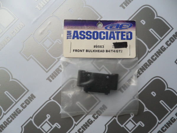 Team Associated B4/T4/SC10 Front Bulkhead, #9563