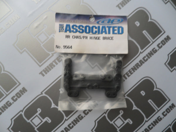 Team Associated B4/T4/SC10 Rear Chassis Brace & Front Brace, #9564