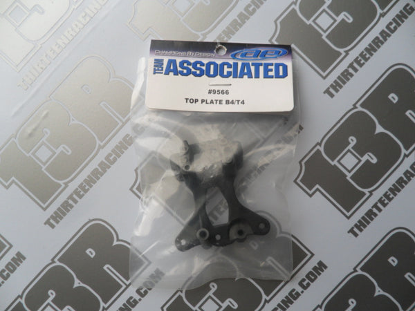 Team Associated B4/T4/SC10 Front Top Plate, #9566