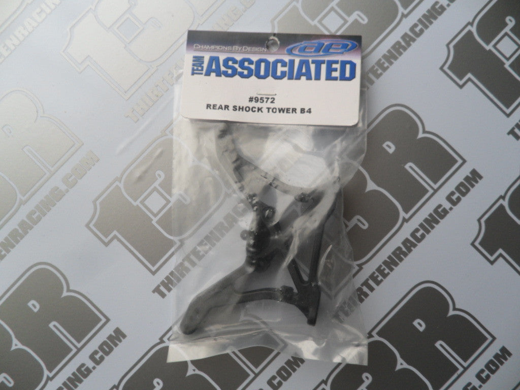 Team Associated B4 Rear Shock Tower, #9572, B4.1, B4.2