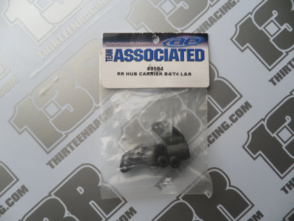 Team Associated B4/T4/SC10 Rear Hub Carriers (Pr), #9584