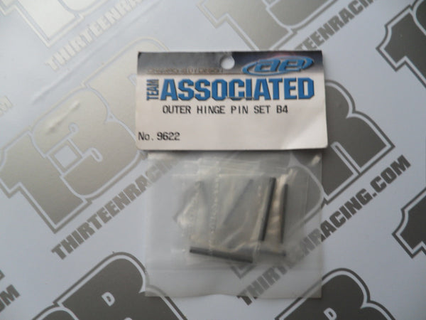 Team Associated B4/T4/SC10 Outer Hinge Pin Set, #9622