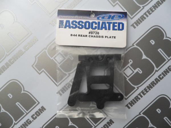 Team Associated B44 Rear Chassis Plate, #9726, B44.1, B44.2, B44.3