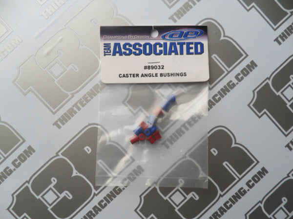 Team Associated RC8 Caster Angle Bushing Set, #89032, RC8T, SC8