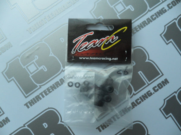 Team C TC02 Rear Hub Carriers, T02013, TC02T, T2, Evo